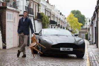 Aston Martin Capsule Collection Hackett