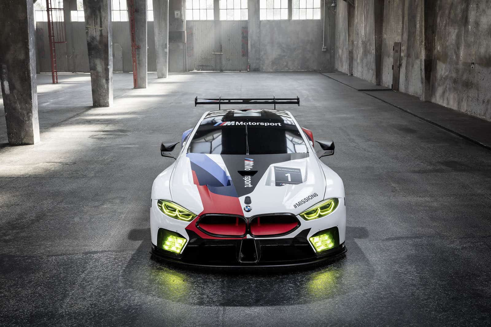 The Bmw M8 Gte Racer Is Almost Too Good To Be True