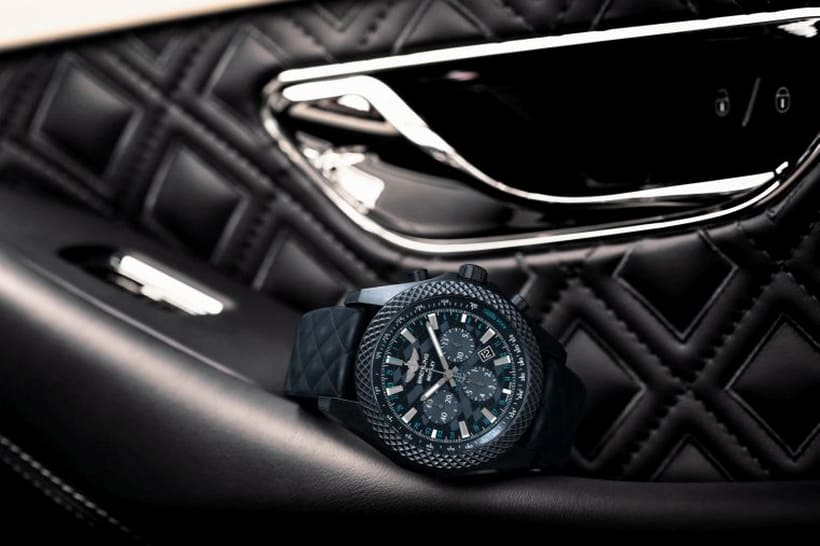 Breitling for Bentley GT Dark Sapphire 1