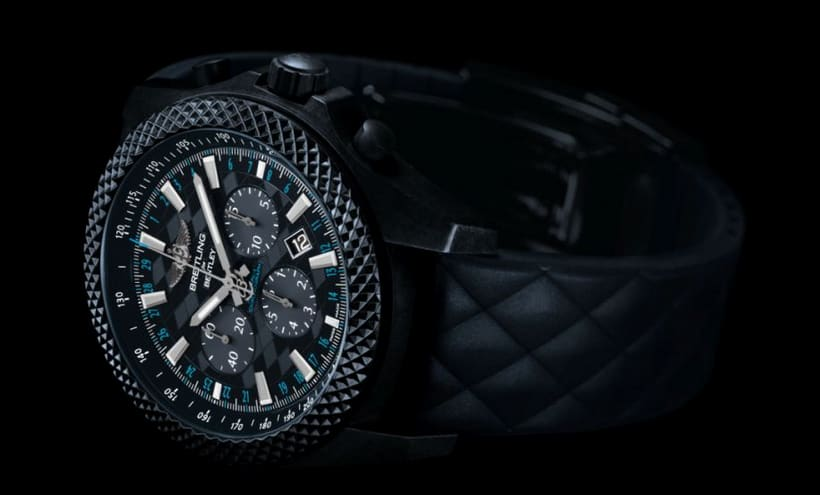 Breitling for Bentley GT Dark Sapphire 3