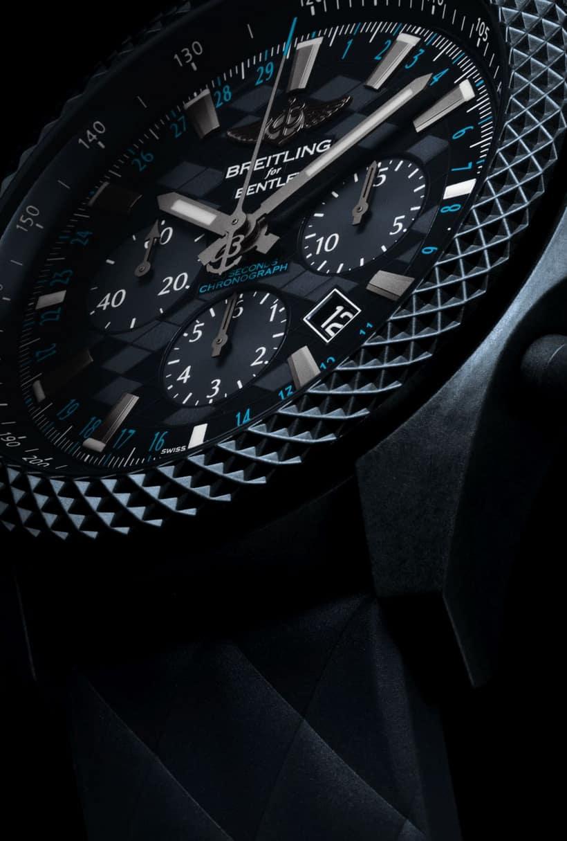 Breitling for Bentley GT Dark Sapphire 4
