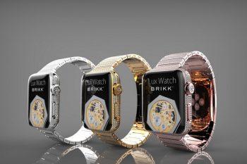 Brikk Lux Watch Omni