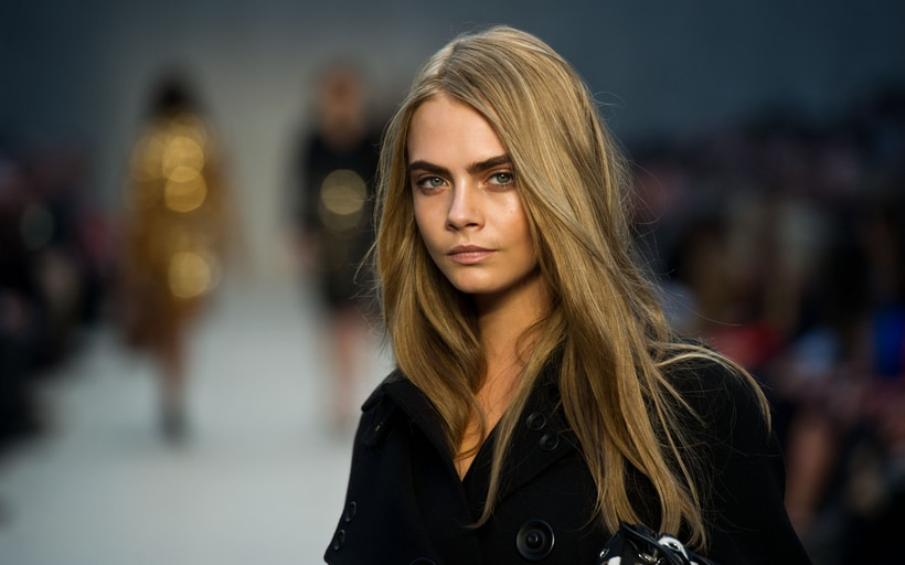 Cara Delevingne early life