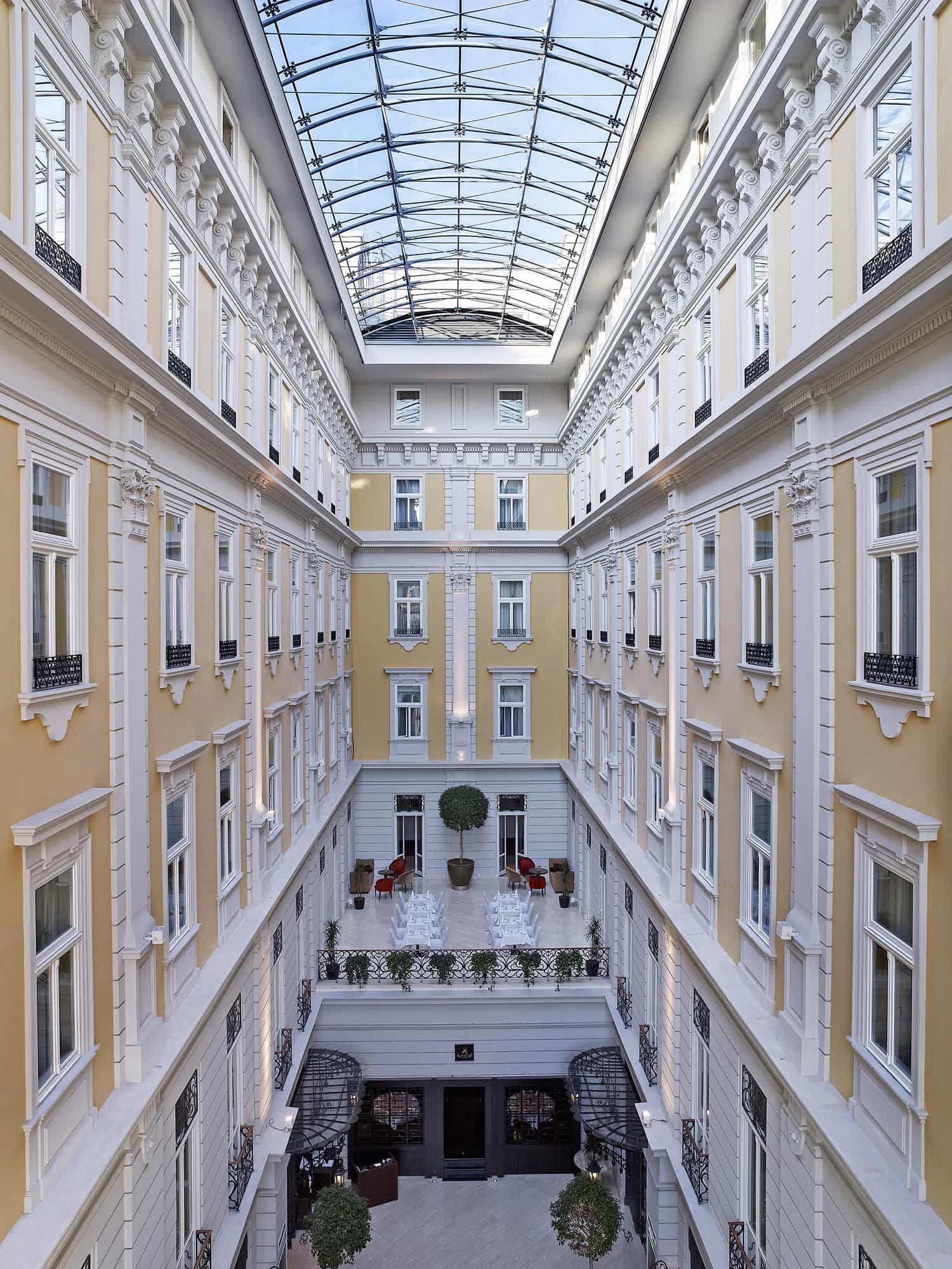 Corinthia Hotel Budapest Atrium 2