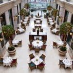 Corinthia Hotel Budapest Atrium Restaurant