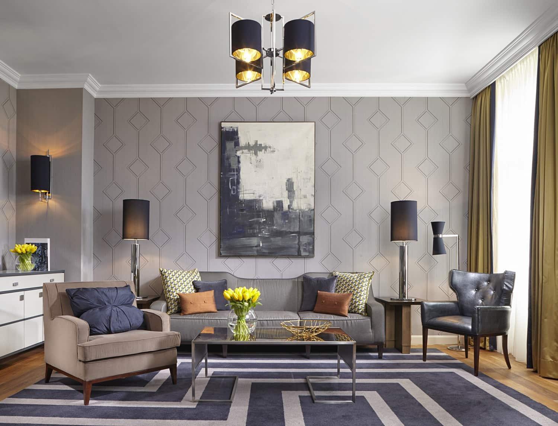 Corinthia Hotel Budapest Executive Suite 2
