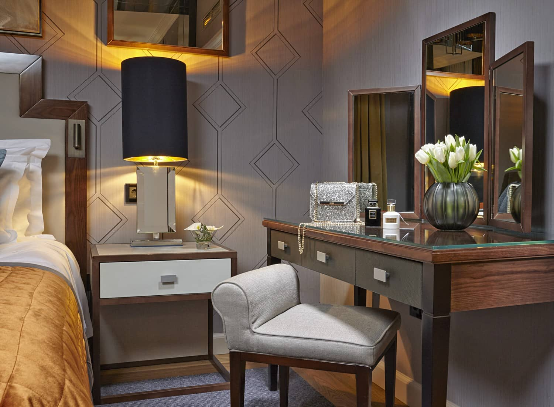 Corinthia Hotel Budapest Executive Suite 3
