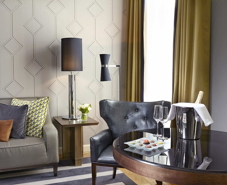 Corinthia Hotel Budapest Executive Suite 4
