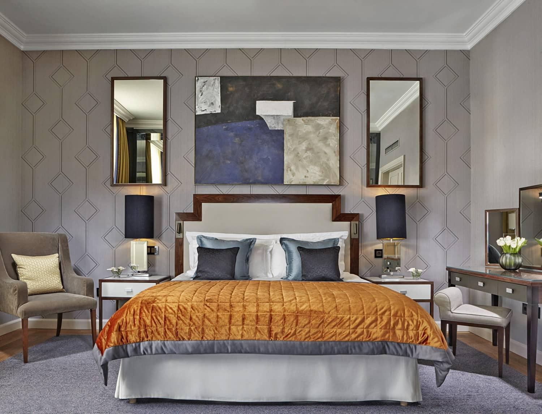Corinthia Hotel Budapest bedroom