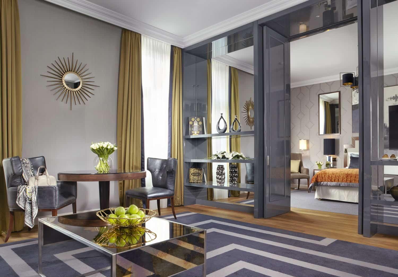 Corinthia Hotel Budapest executive suite