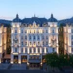 Corinthia Hotel Budapest Facade 2