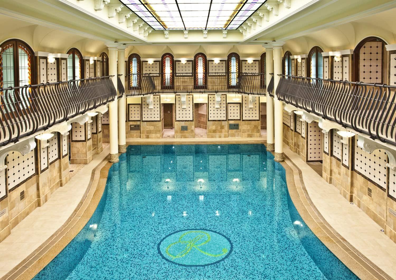 Corinthia Hotel Budapest royal spa