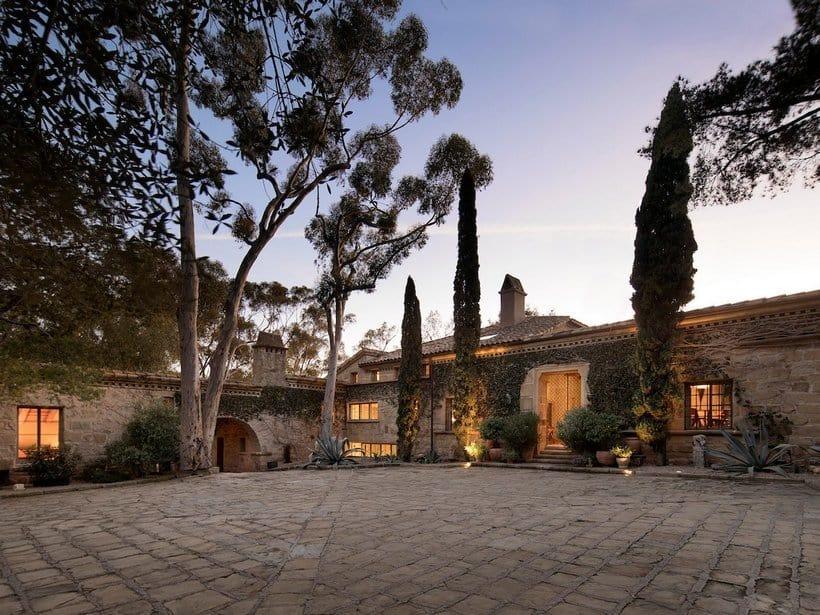 Ellen DeGeneres Santa Barbara Home