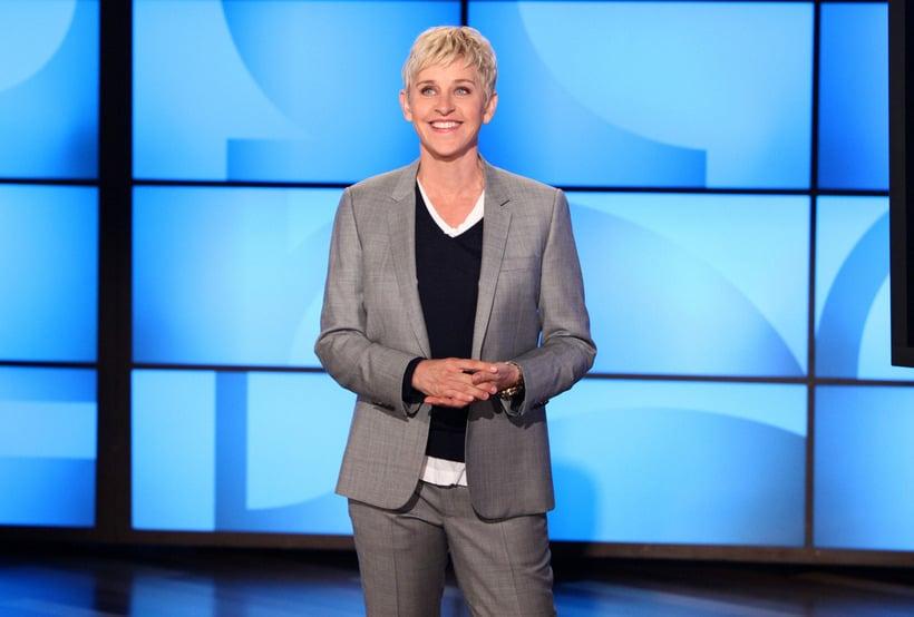 Ellen DeGeneres early life