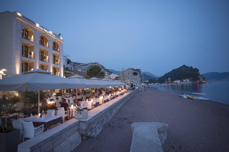 Hotel Riva Beach View