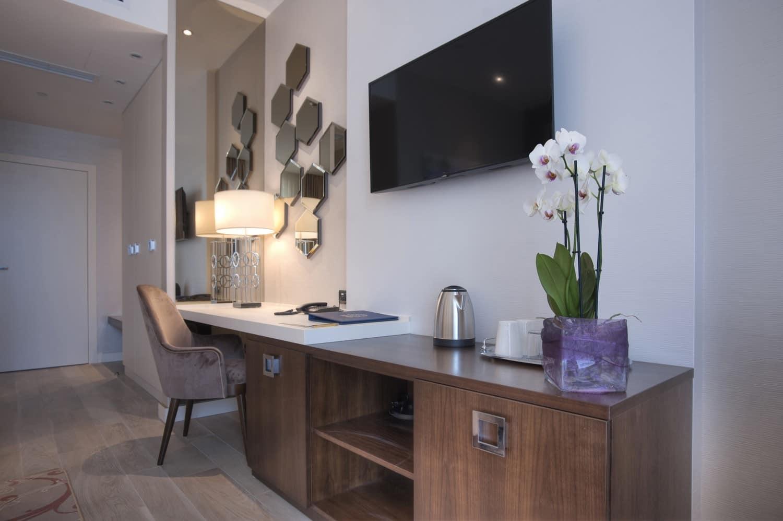 Hotel Riva Room