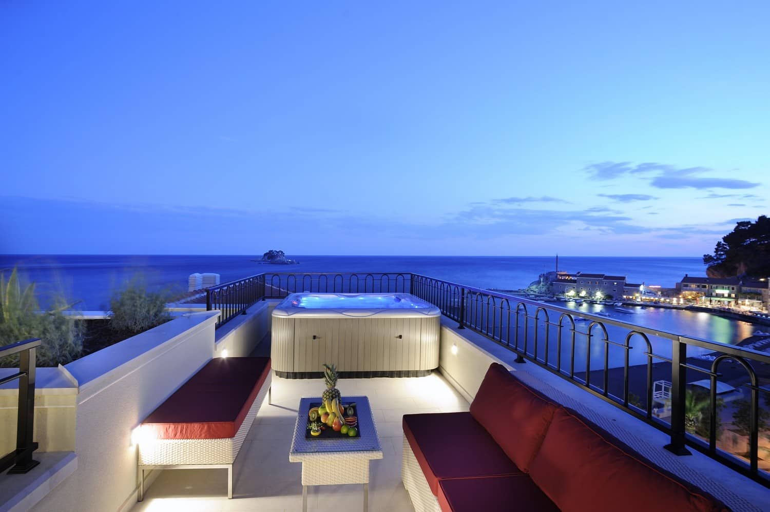 Review: Hotel Riva, a Rising Star on the Adriatic Coast in Montenegro