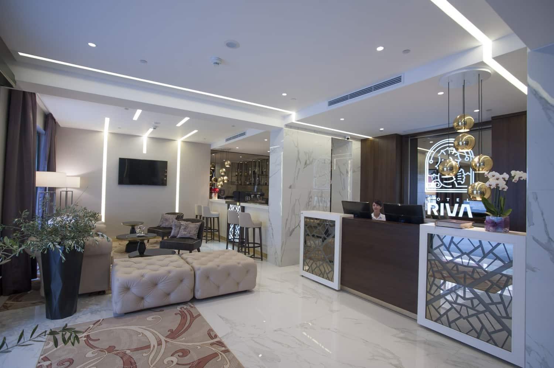 Hotel Riva Reception