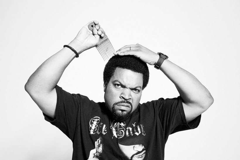 Ice Cube early life