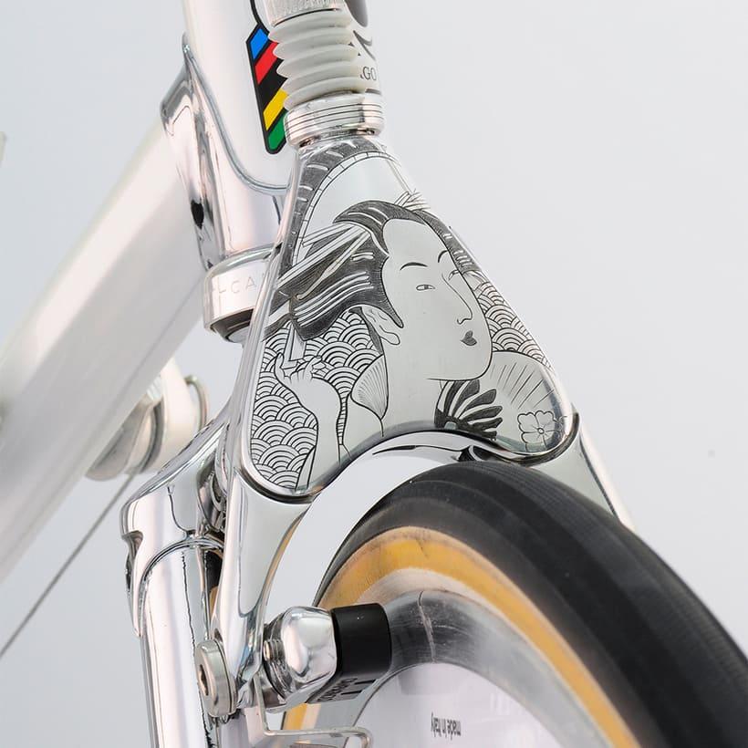 Vintage Luxury Bicycles