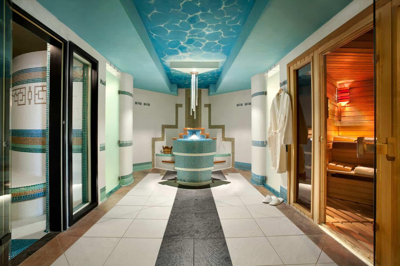 Kempinski Hotel Corvinus Budapest Spa Sauna