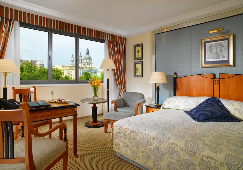 Kempinski Hotel Corvinus Budapest Superior Room