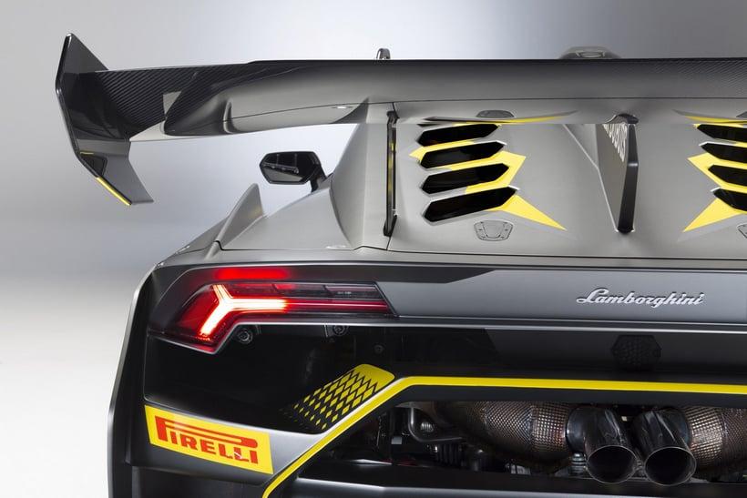 Lamborghini Huracan Super Trofeo EVO 10
