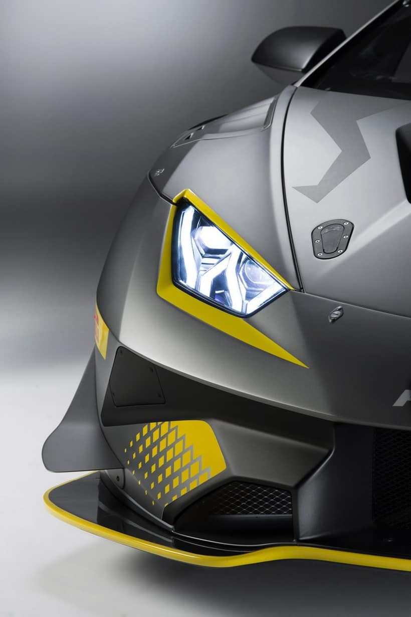 Lamborghini Huracan Super Trofeo EVO 12