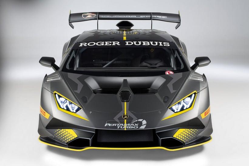 Lamborghini Huracan Super Trofeo EVO 3