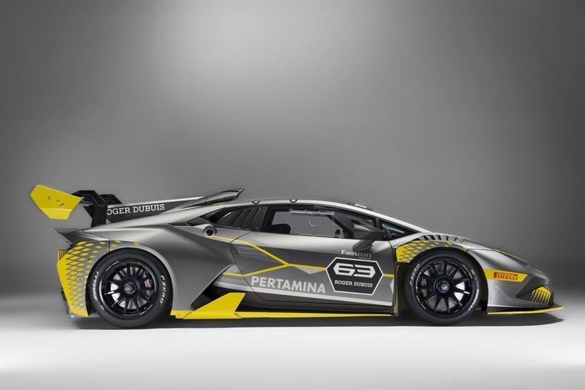 Lamborghini Huracan Super Trofeo EVO 5