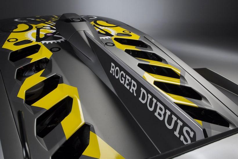 Lamborghini Huracan Super Trofeo EVO 9