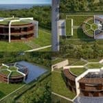 Lionel Messi Football House