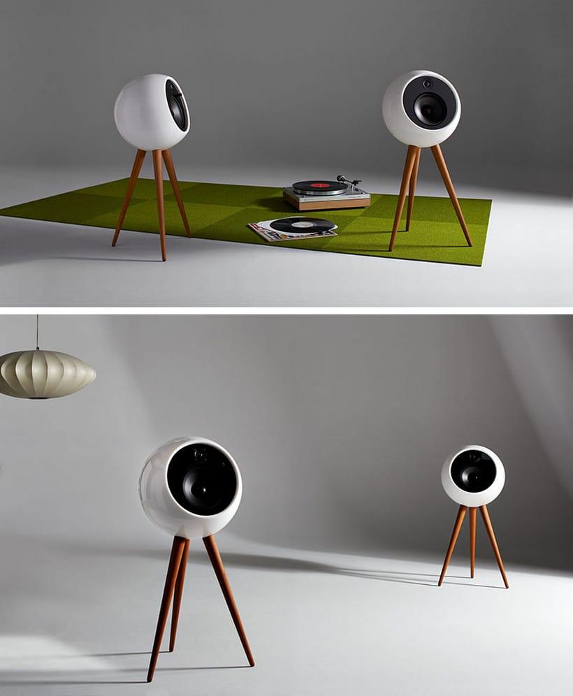 Moonraker Speaker System