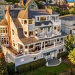Queen Anne Mansion 1