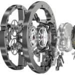 RD103 duotor calibre
