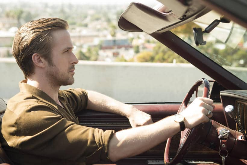 Ryan Gosling cars