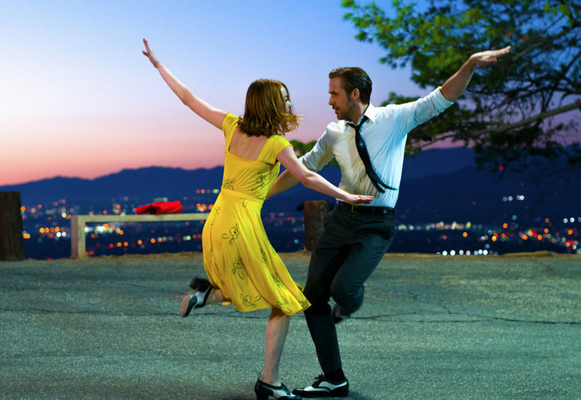 Ryan Gosling La La land