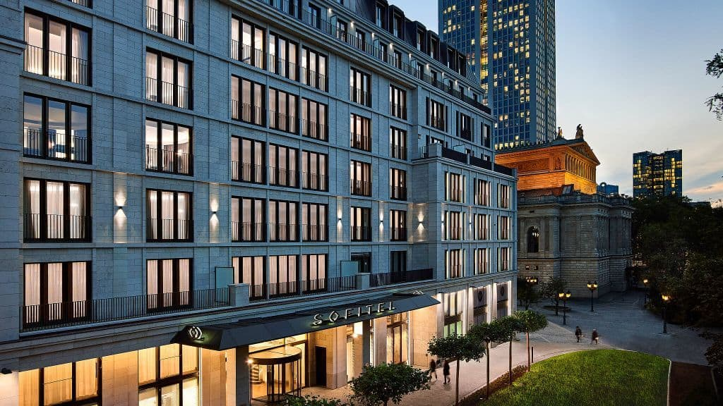 Sophistication at its Best at Sofitel Frankfurt Opera