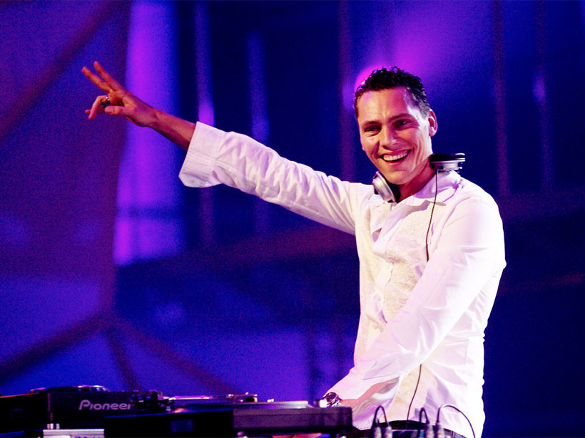 Tiesto Early Life