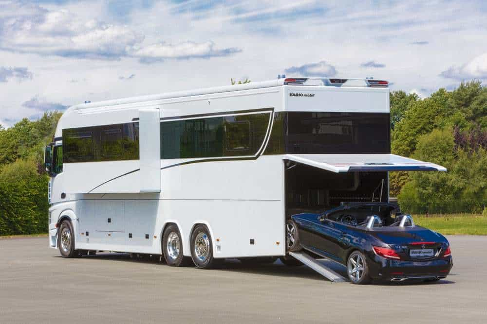 Variomobil Signature 1200 Is A Stunning 1m Motor Home