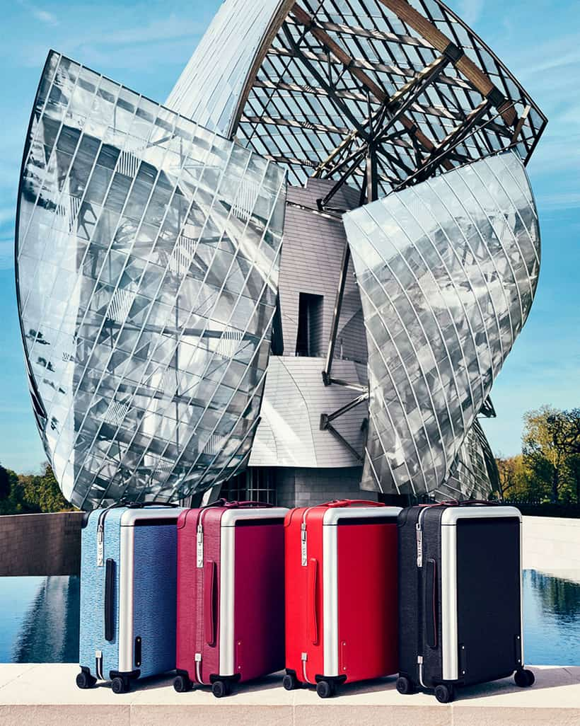 Louis Vuitton Horizon Marc Newson