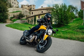 2018 Ducati Monster 821 2