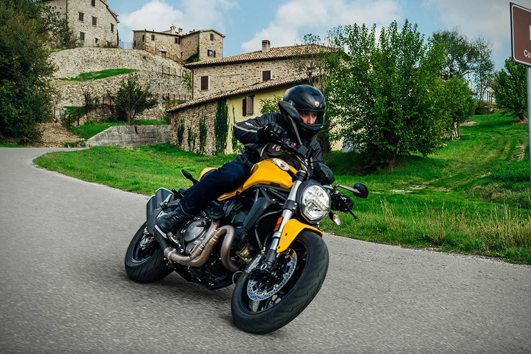 Introducing the 2018 Ducati Monster 821