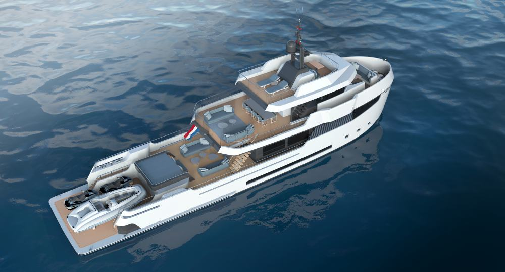 Lynx Yachts adventure series