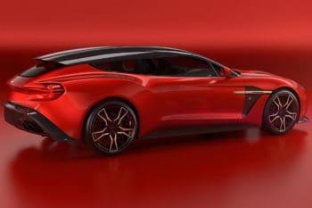 Aston Martin Vanquish Zagato Shooting Brake 10