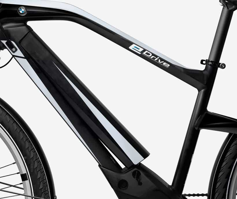 BMW Active Hybrid e-Bicycle