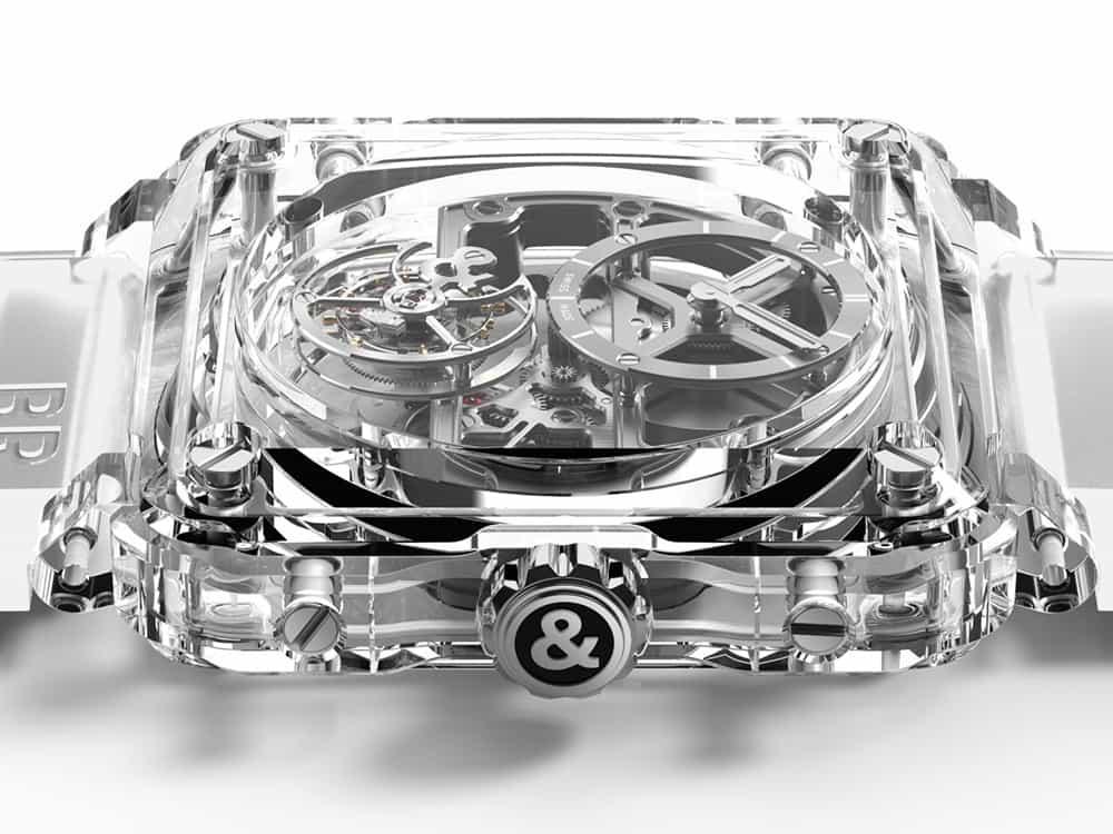 Bell & Ross BR-X1 Skeleton Tourbillon Sapphire