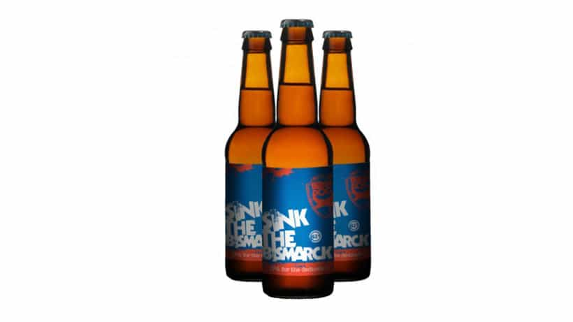 Brewdog's Sink the Bismarck