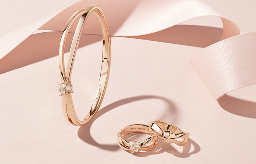 Show off Your Love with Chaumet's Liens Séduction collection