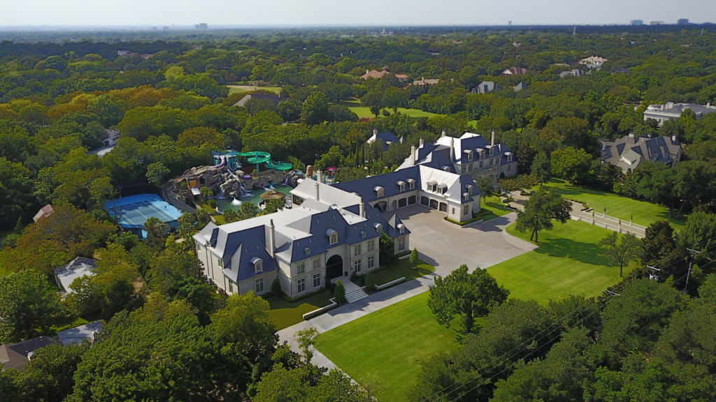 Dallas Mansion